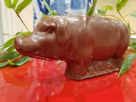 40% Milk Chocolate Piggy